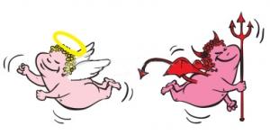 evil-vs-angel